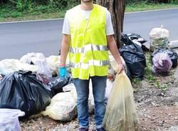 La raccolta dei rifiuti a Varese