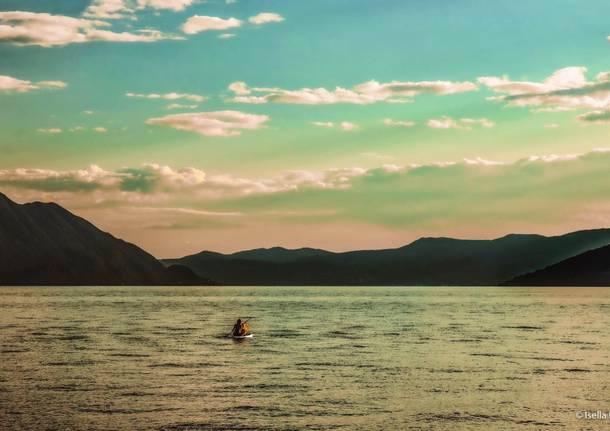 Lago Maggiore Maccagno isella Bellotti