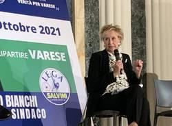 Letizia Moratti al Santuccio con Emanuele Monti