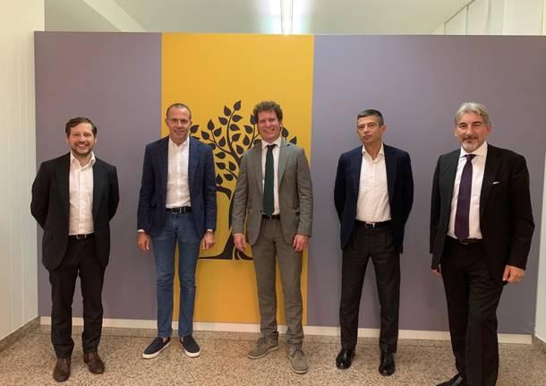 Lupi, Bianchi, Cattaneo centro dx