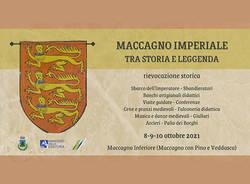 Maccagno Imperiale, tra storia e leggenda
