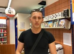 Massimo Pericolo al Mondadori Store di Varese