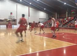Memorial Morelli: Legnano Basket - Oleggio