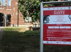 """""""Nel nome di Dante"""" a palazzo Leone Da Perego"""