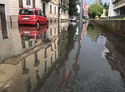 Nubifragio a Legnano