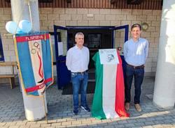 Origgio, intitolata al maratoneta Carlo Airoldi la palestra del centro sportivo
