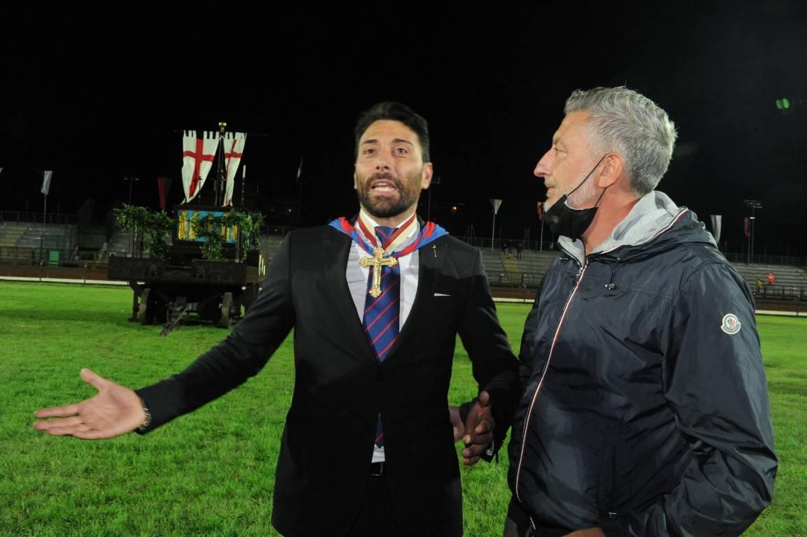 Palio di Legnano 2021 .- Le immagini di Luigi Frigo