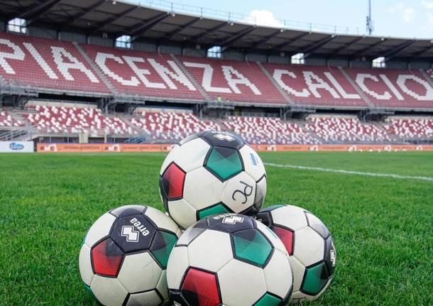 Piacenza Calcio - foto Marco Giussani