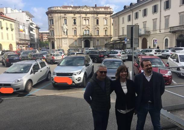 piazza Garibaldi Margherita Silvestrini Davide Ferrari