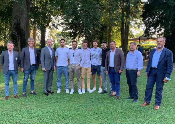 Presentazione Mastini Varese hockey 2021 2022