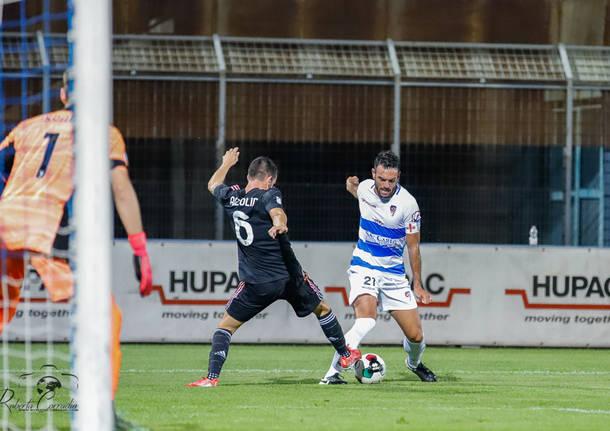 Pro Patria - Juventus U23 (12.8.2021)