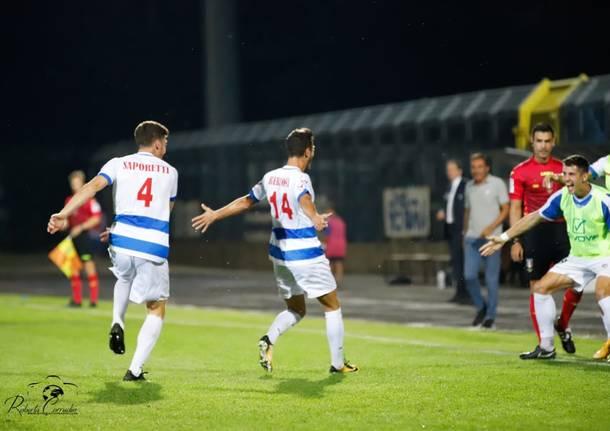 Pro Patria - Juventus U23 (12.9.21)