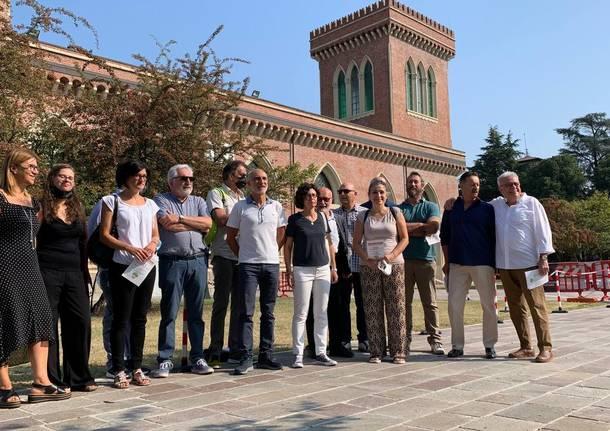 progetto in comune lista maurizio maggioni
