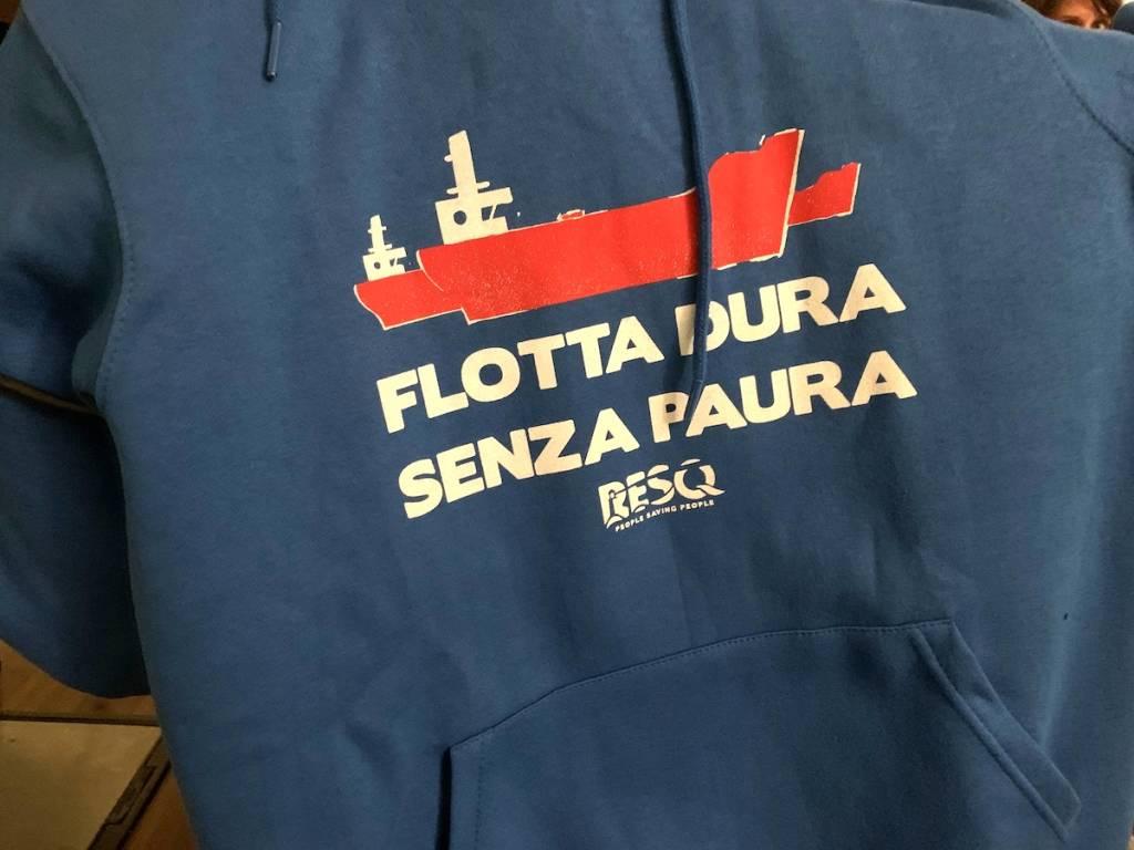 Progetto ResQ nave umanitaria