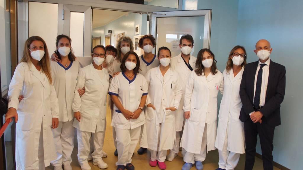 Reparto di Oncologia, Saronno