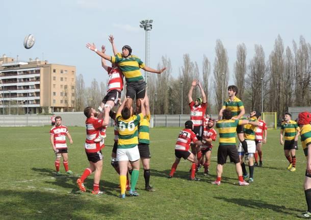 rugby uisp varese sabres ranco