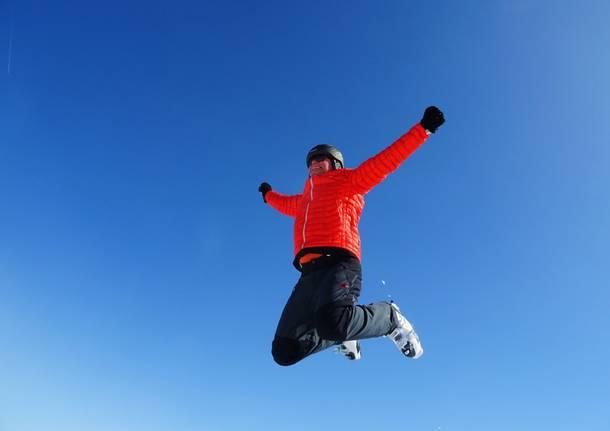 sci sciare neve montagna pixabay