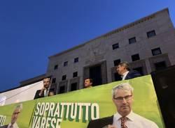 Sindaci di Lombardia  in piazza a sostegno di Galimberti