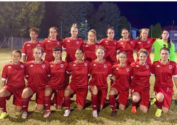 squadra femminile calcio città di varese