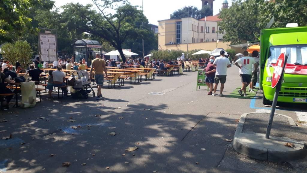 Street Food della Contrada San Magno a Legnano