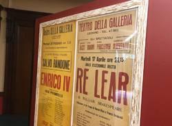 """""""Teatro del '900"""", lo spettacolo viaggia da Legnano a Luino"""