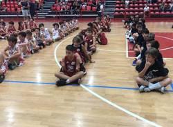 Torneo delle contrade con il Legnano Basket Knights