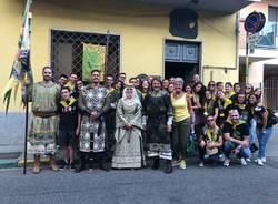 Tour in contrada Sant'Ambrogio