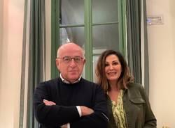 Un aperitivo a villa Panza con Zocchi