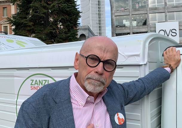 "Una ""ZanzApe"" per l'ultima settimana di campagna di Varese 2.0"