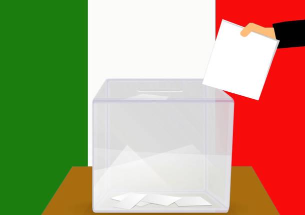 elezioni voto generica