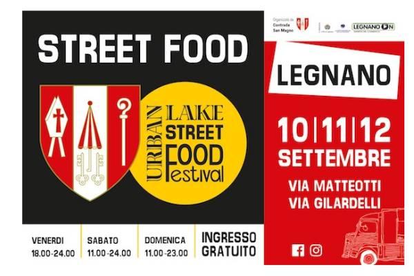 Urban Lake Street Food Legnano 2021