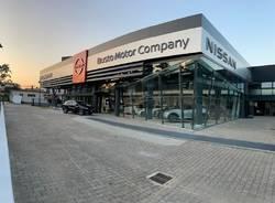 Showroom Nissan Busto Motor Company