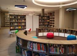 Venegono Inferiore - Nuova biblioteca