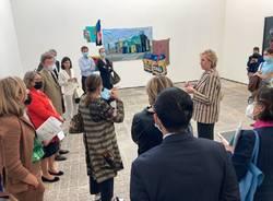 Visita guidata al Progetto Genesi. Arte e Diritti Umani a Villa Panza di Varese