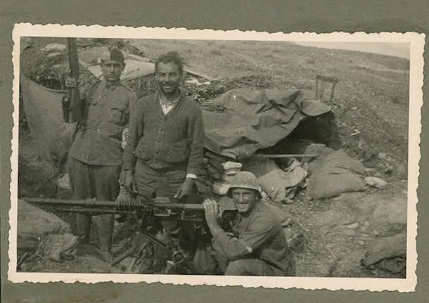 volontari ticinesi guerra Spagna