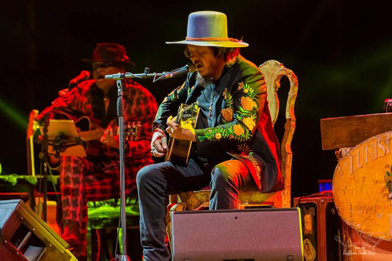 Zucchero in concerto all'Arena di Verona