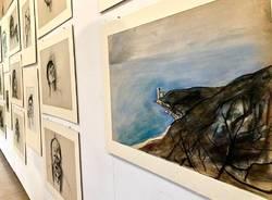 A Casa Morandi in mostra i ritratti di Furio Cavallini agli ospiti dell'ex manicomio di Trieste