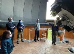 Accordo osservatorio Campo dei Fiori Buguggiate