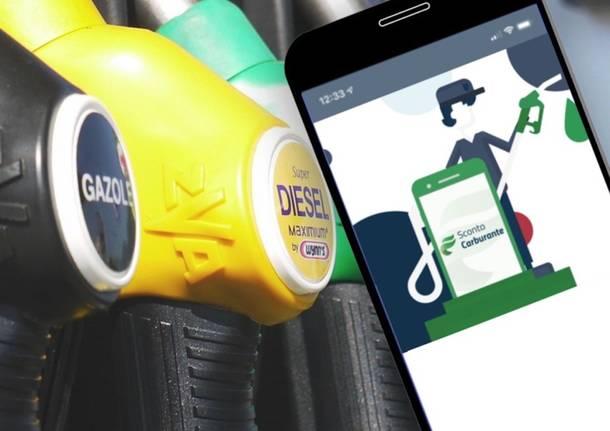 app sconto benzina