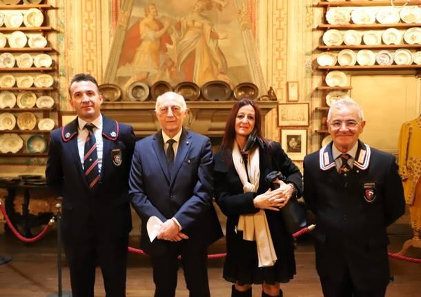 associazione nazionale carabinieri somma lombardo