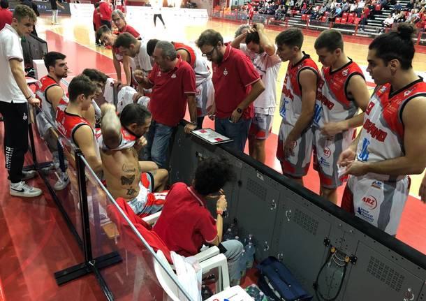 Basket Legnano -Empoli