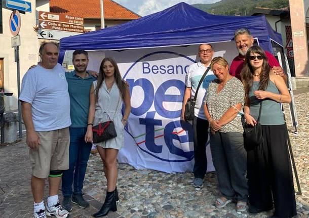 Besano - elezioni amministrative 2021 Besano per te