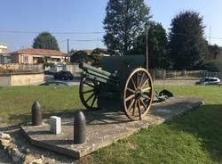 cannone Krupp Lonate Pozzolo