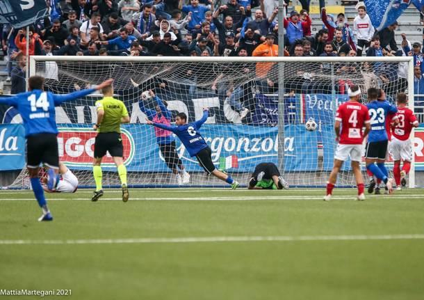Serie D: Novara - Varese