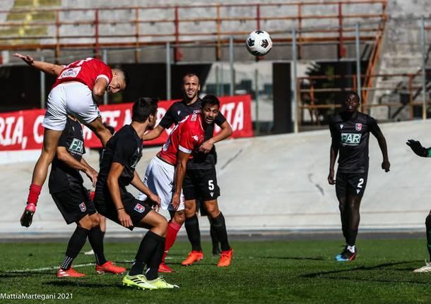 Serie D: Varese - Gozzano