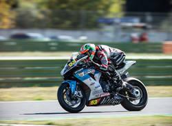 La MV Agusta campione d\'Italia Supersport con Davide Stirpe