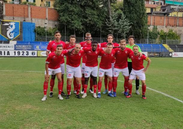 Serie D: Imperia – Varese 2-1