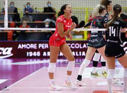Unet E-Work Busto A. - Bartoccini Fortinfissi Perugia 3-0