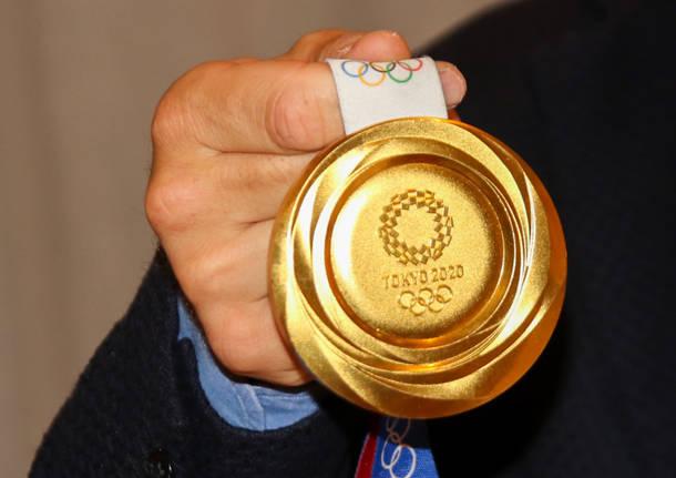 I medagliati di Tokyo ospiti del Panathlon Varese