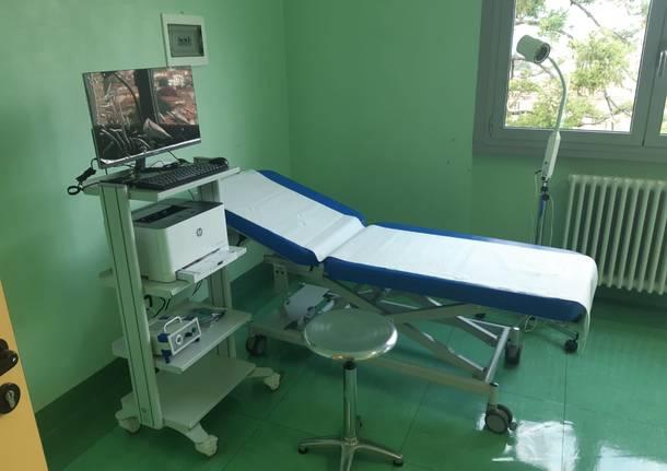 centro proctologico ospedale luino donazione rotary